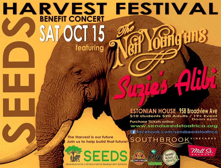 SEEDS Harvest Festival