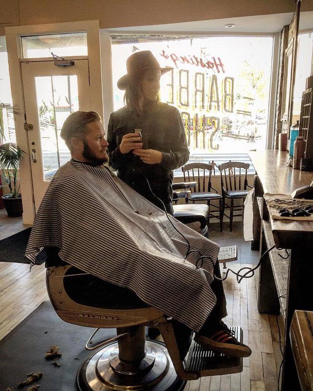 Photo:  Hastings Barber Shop