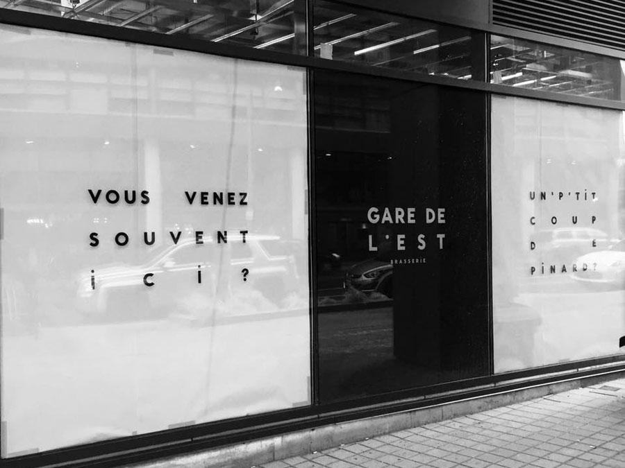 Photo: Gare de l'Est Brasserie