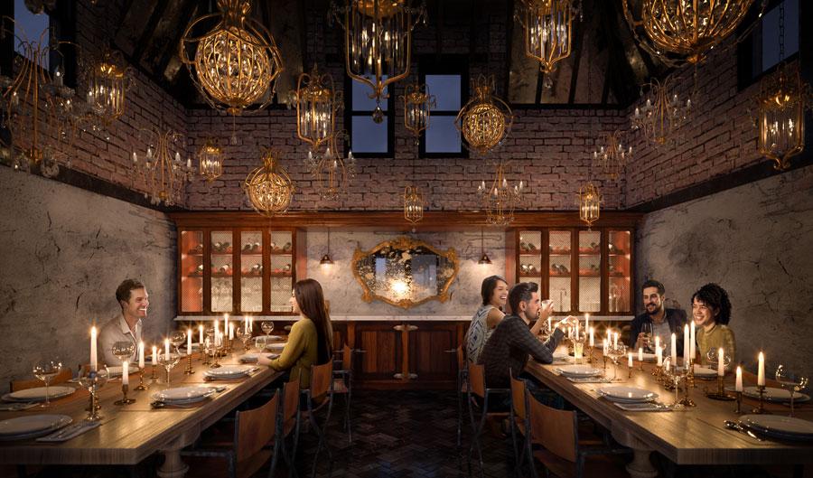 Interior Design:  DesignAgency  /  Rendering:  Norm Li