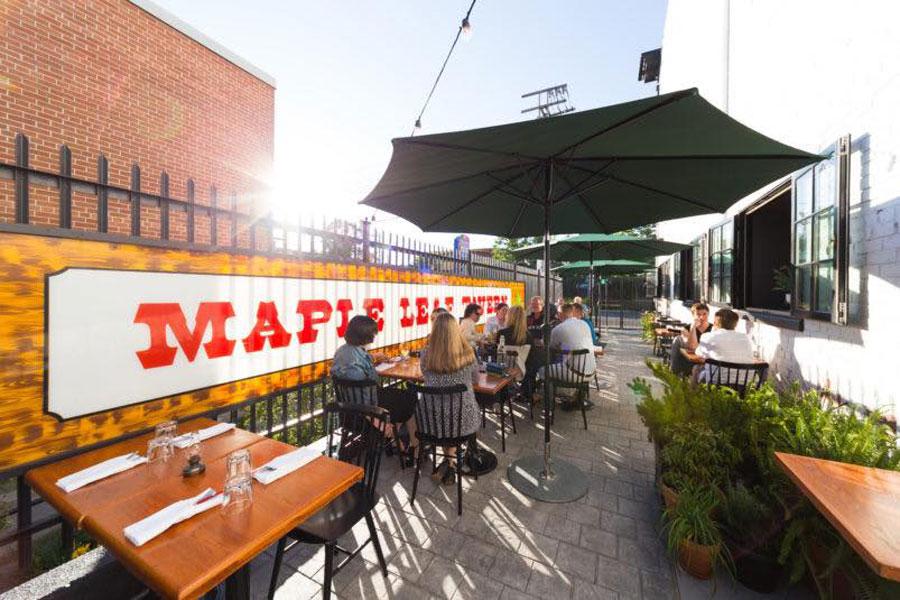 Photo:  Maple Leaf Tavern