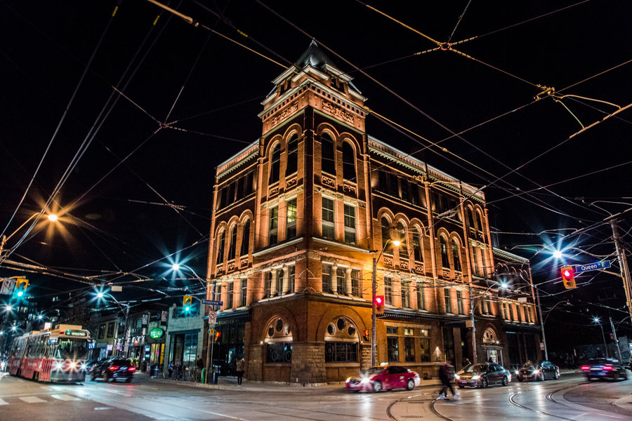 Photo: Michael Rousseau/CNW Group/The Broadview Hotel