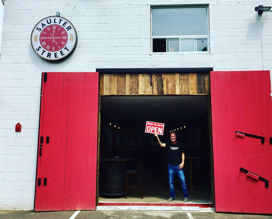Photo:Saulter Street Brewery