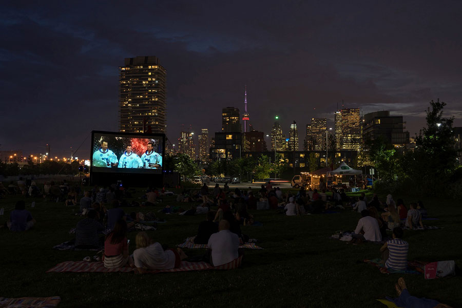 Photo:  Toronto Outdoor Picture Show