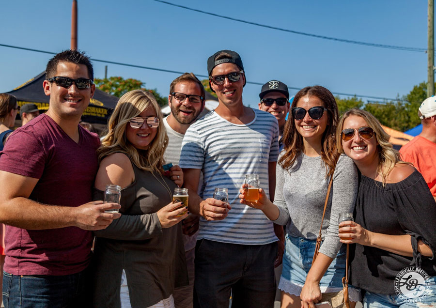 Photo:  Leslieville Beer Fest