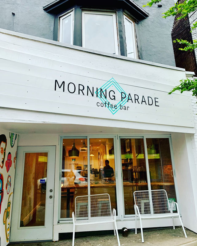 Photo: Morning Parade Coffee Bar