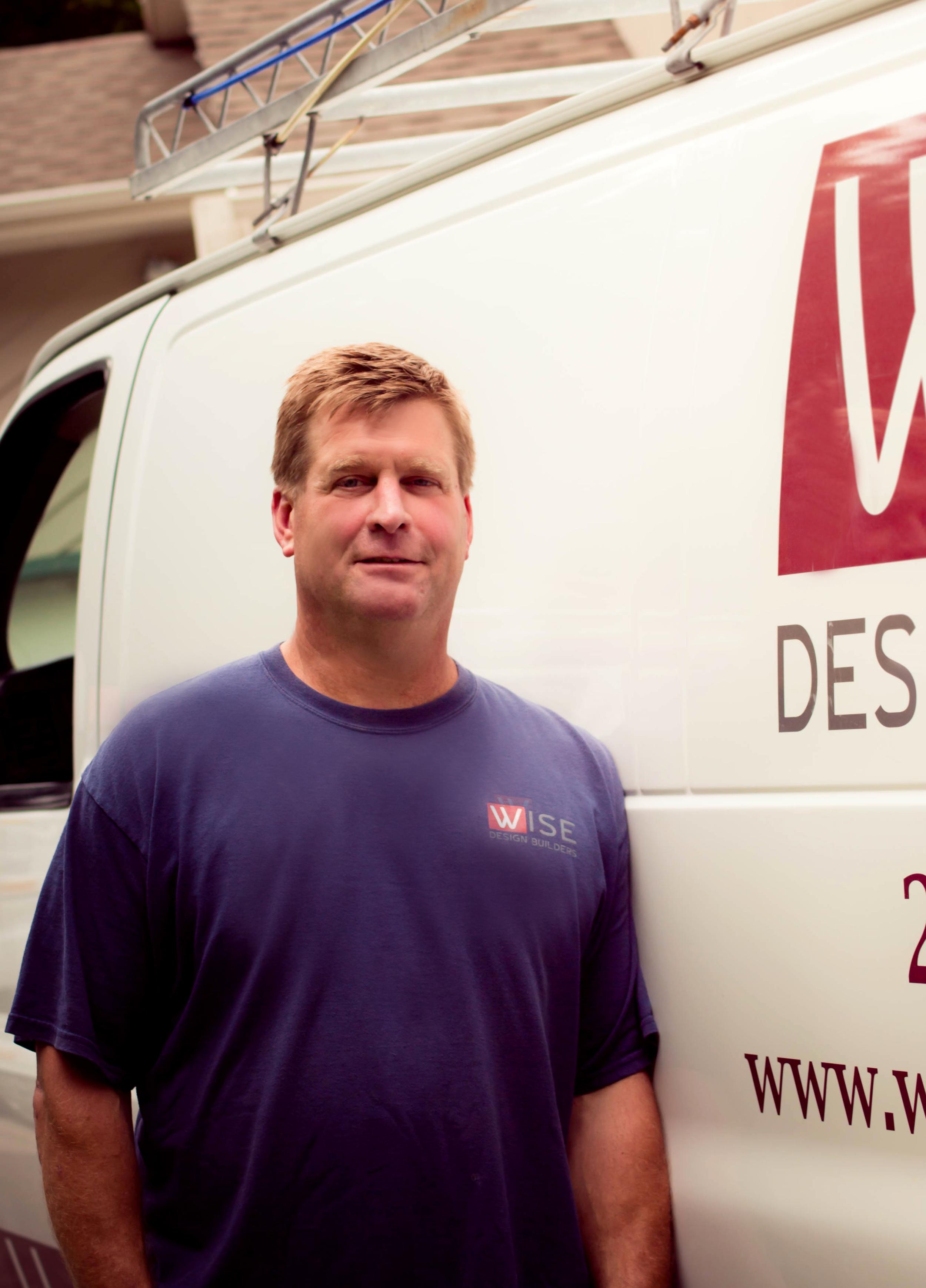 Todd Substyk, Lead Carpenter