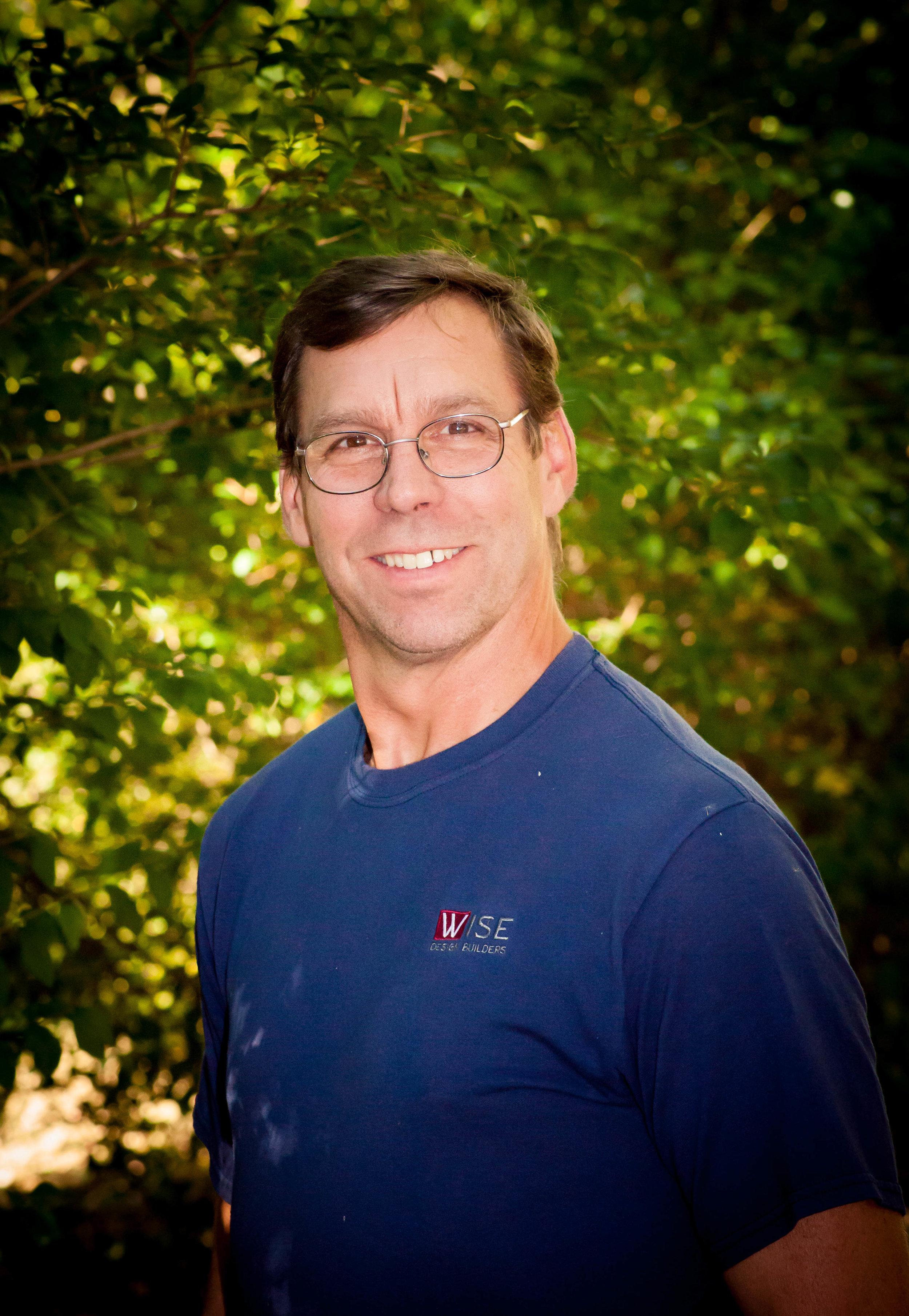 Dale Westphal, Carpenter
