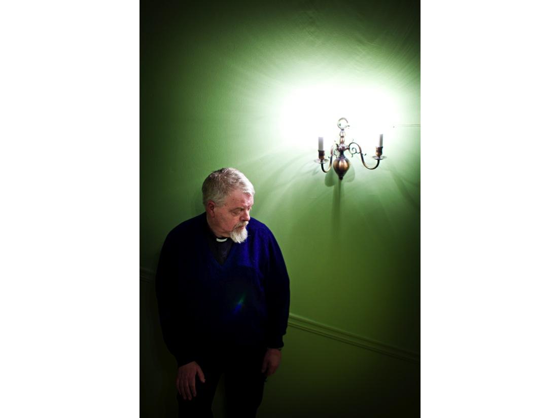 Rolf K. Pahle Bowitz, catholic priest