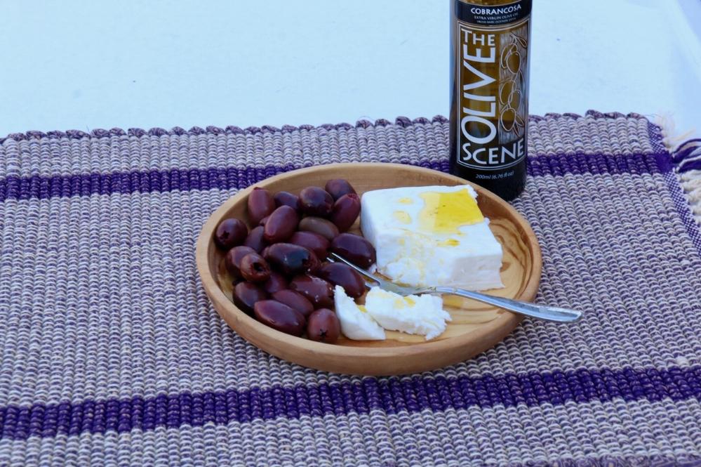 olive wood bowl