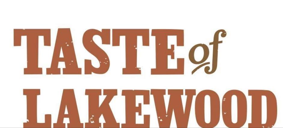 taste of lakewood