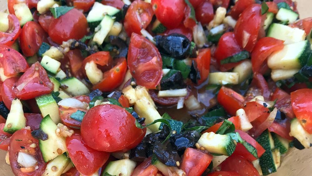 Countertop Tomato Sauce