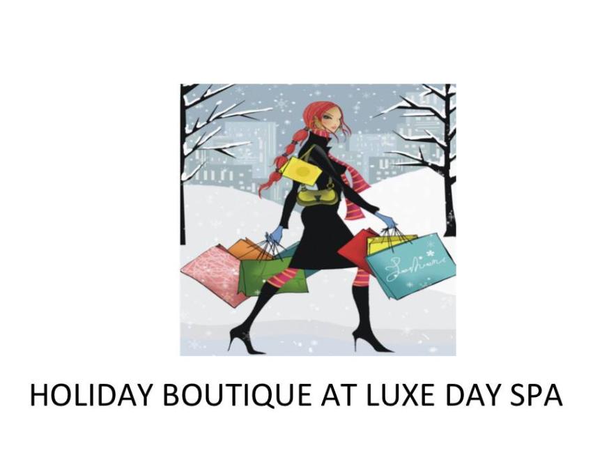 holiday shopping chagrin falls