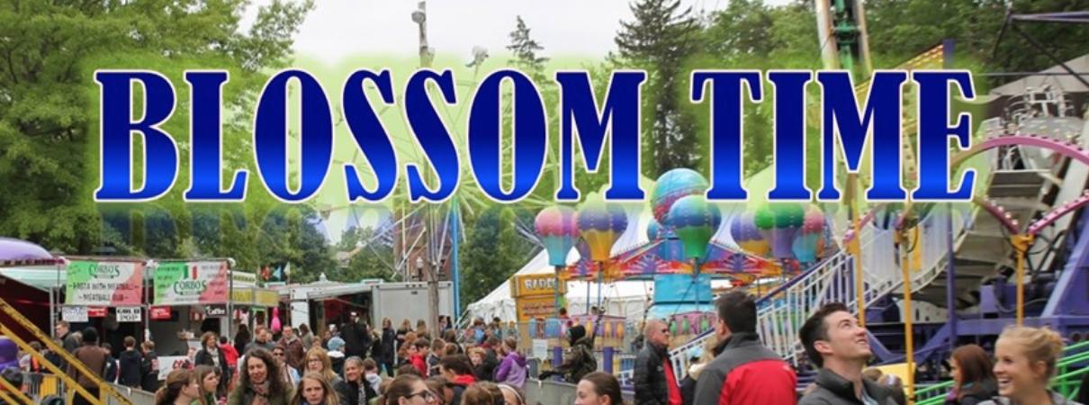 blossom time festival