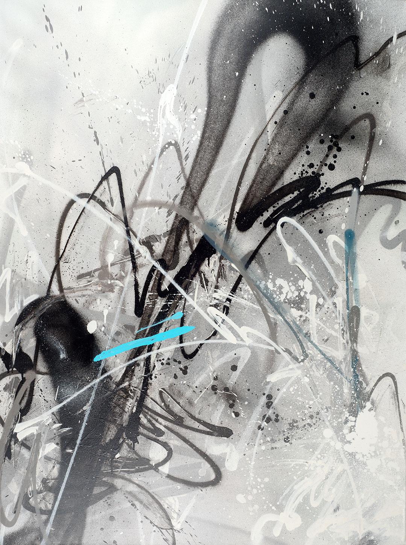 """""""Color Shades of Grey #03"""", 2013"""