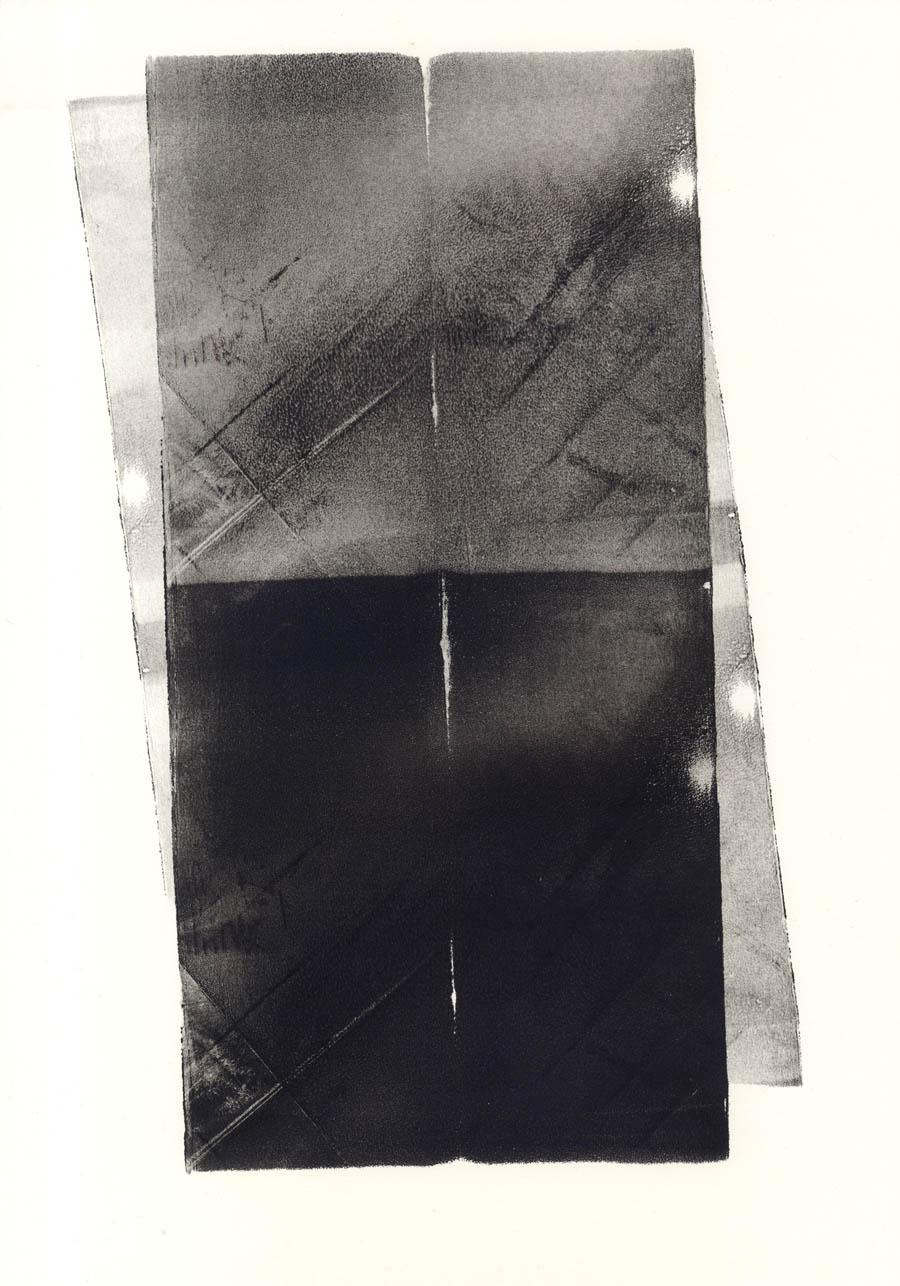 """""""Black #01"""", 2015"""