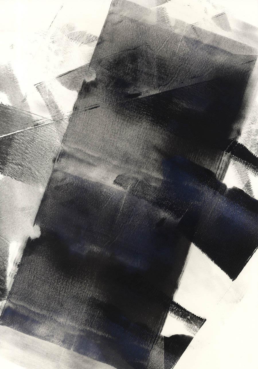 """""""Black #02"""", 2015"""