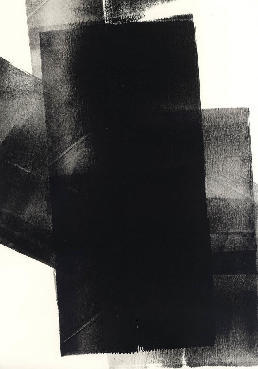 """""""Black #07"""", 2015"""