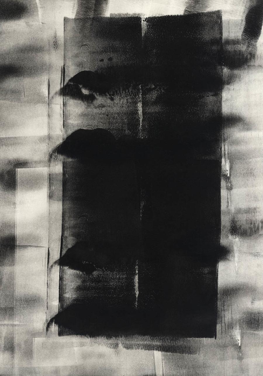 """""""Black #08"""", 2015"""