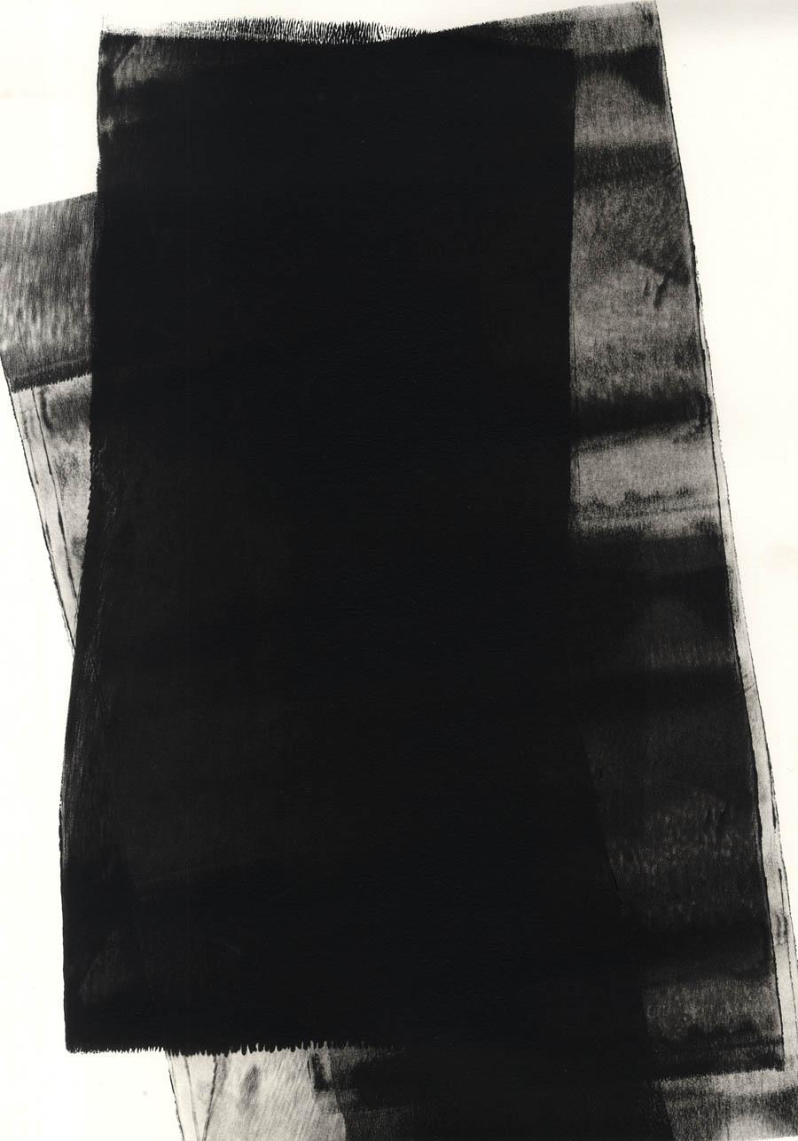 """""""Black #10"""", 2015"""