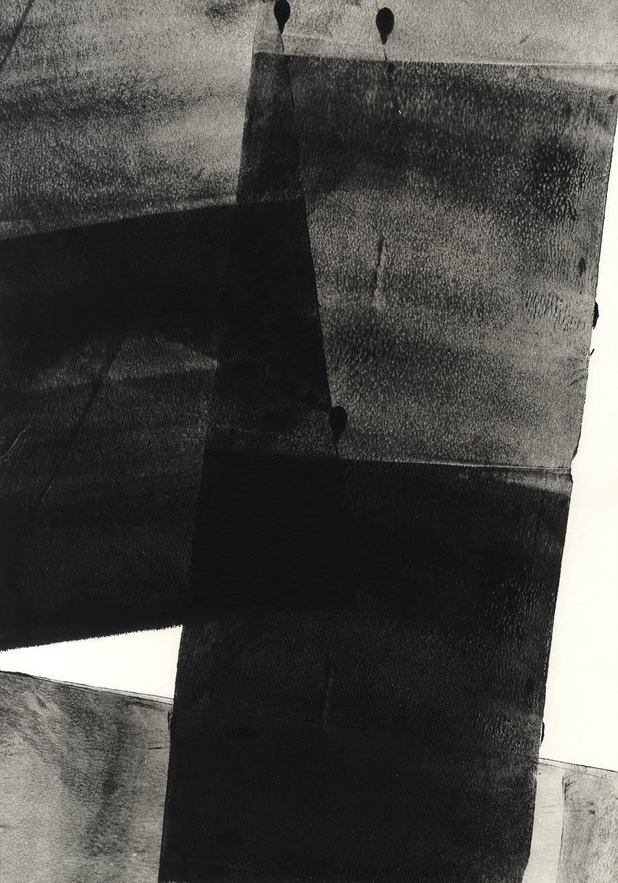 """""""Black #11"""", 2015"""