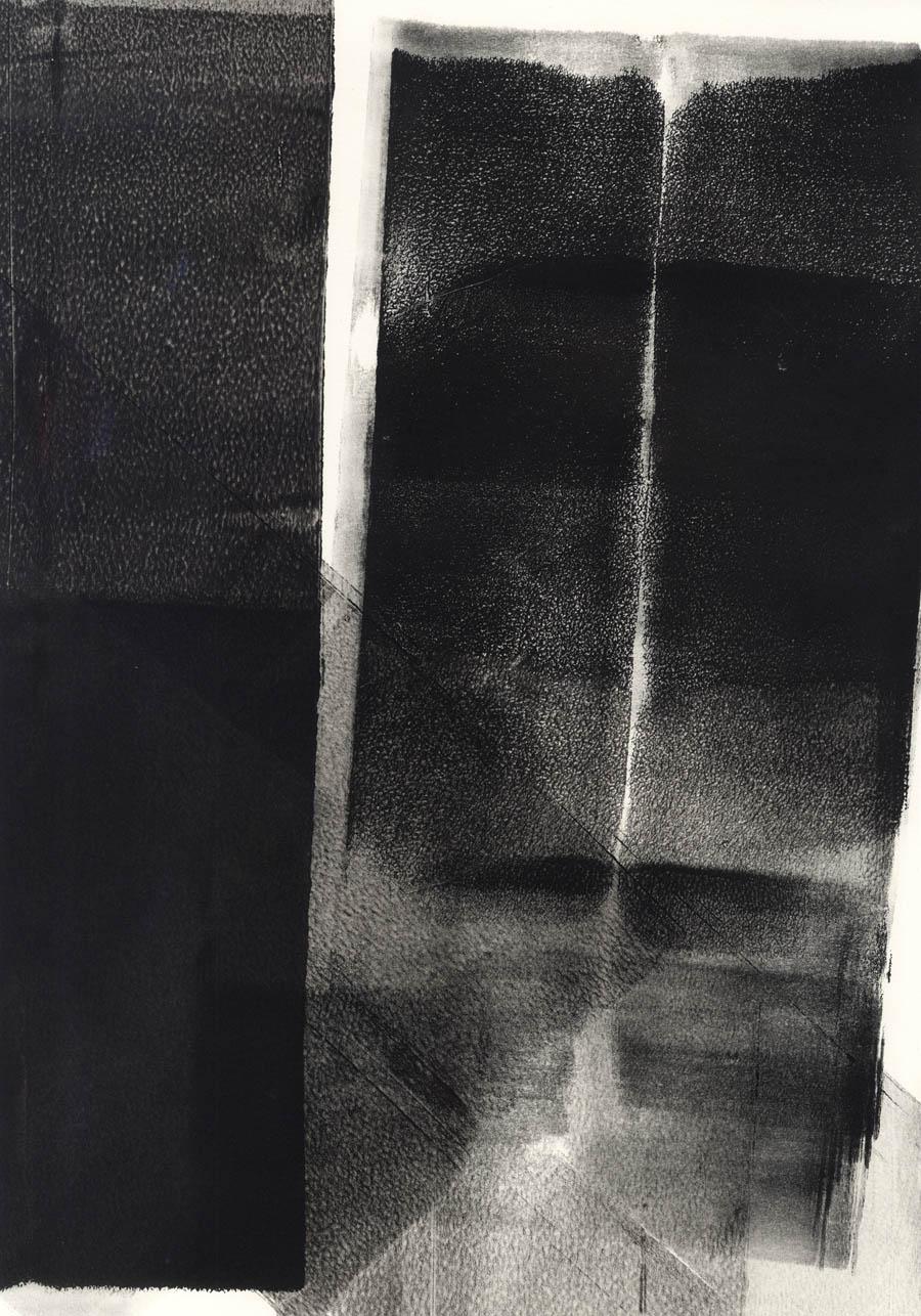 """""""Black #14"""", 2015"""