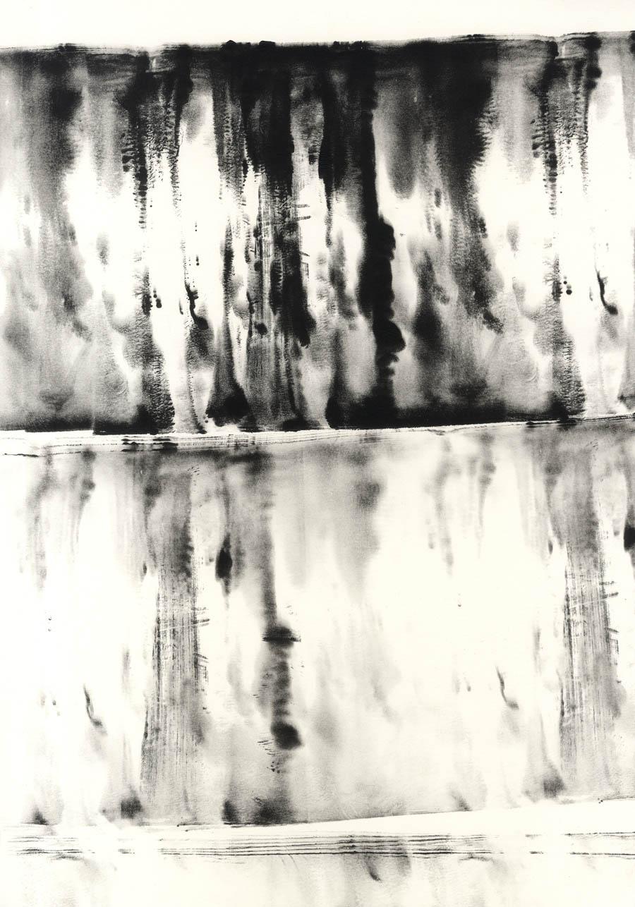 """""""Black #33"""", 2015"""