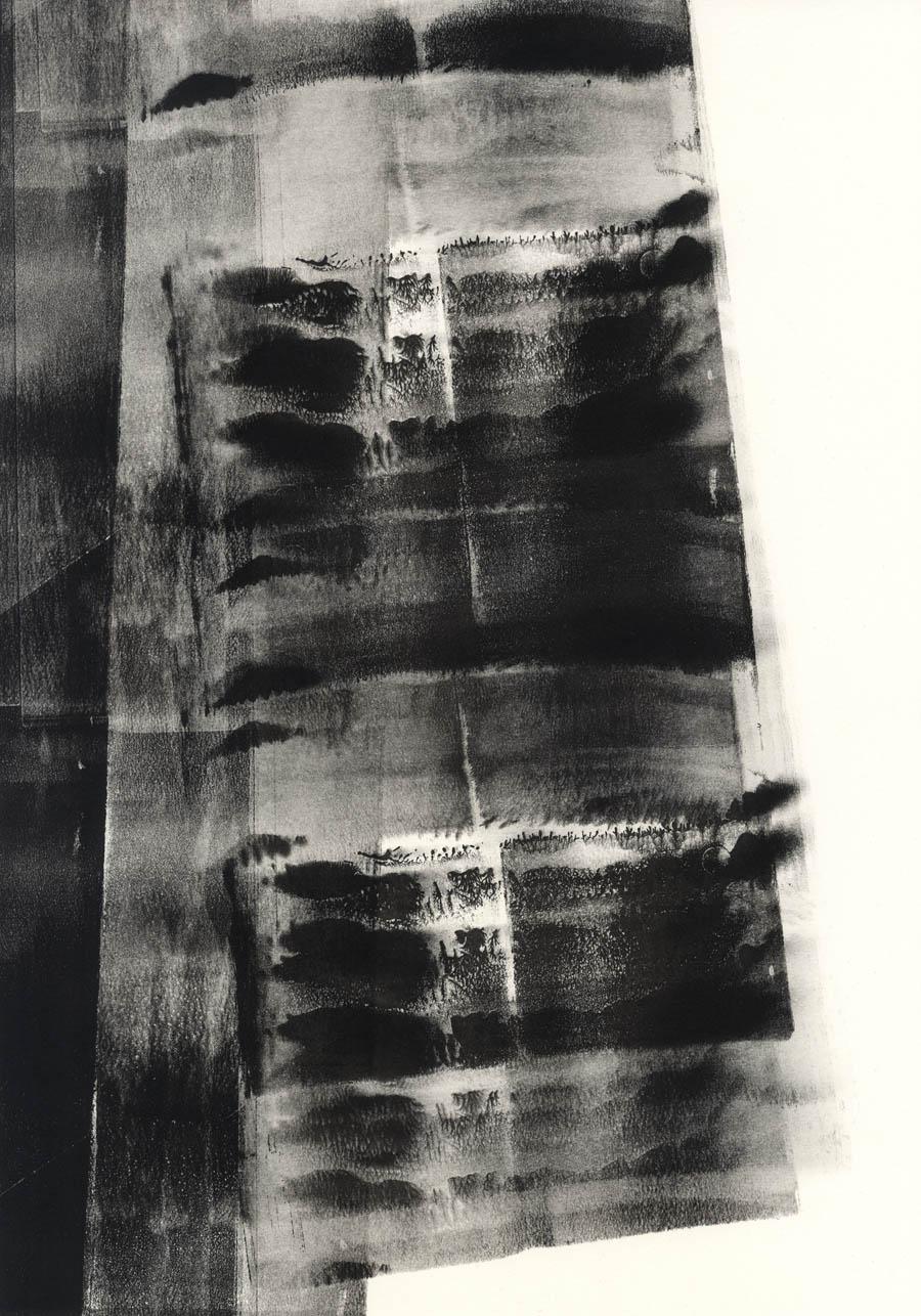 """""""Black #41"""", 2015"""