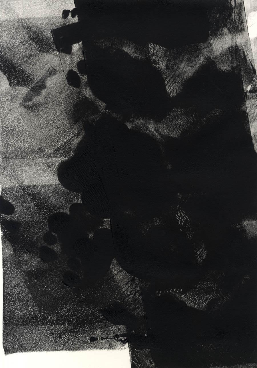 """""""Black #44"""", 2015"""