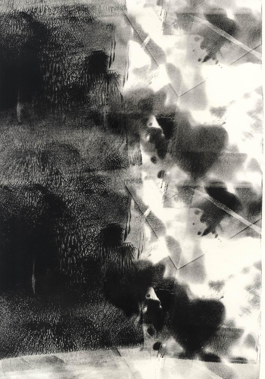 """""""Black #43"""", 2015"""