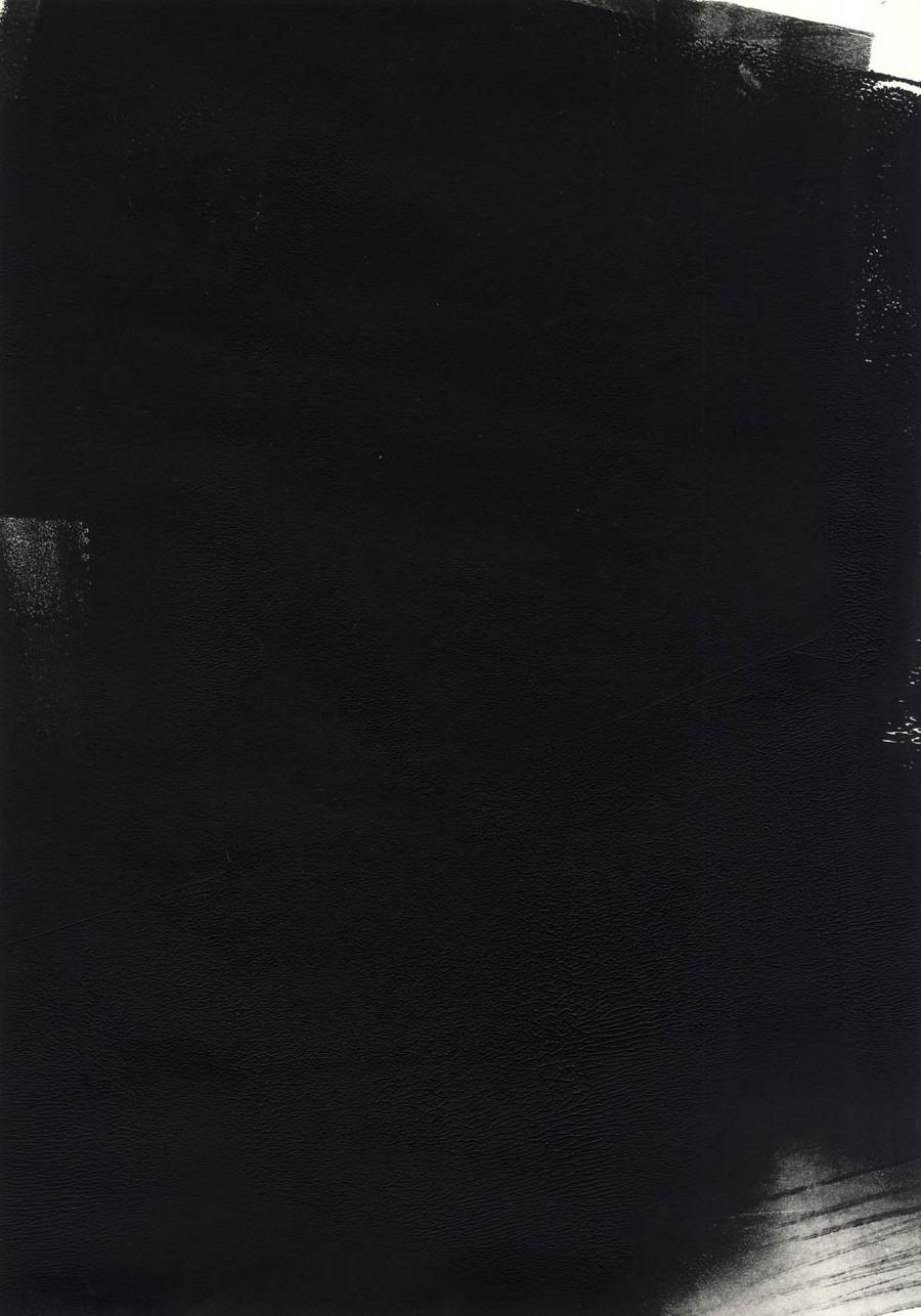 """""""Black #46"""", 2015"""