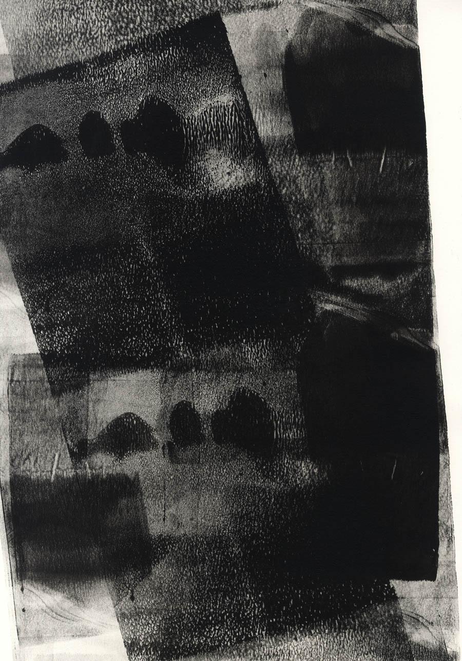 """""""Black #47"""", 2015"""