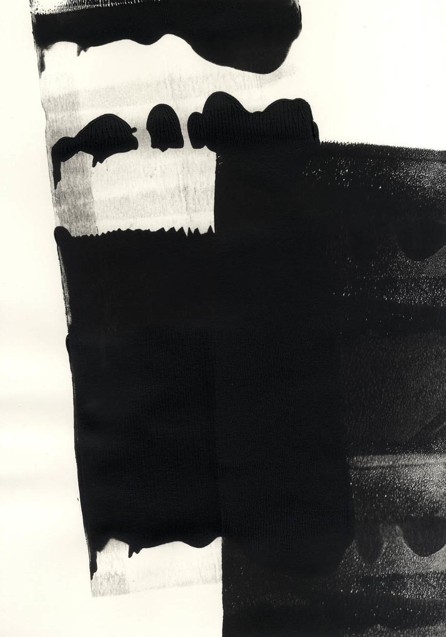 """""""Black #49"""", 2015"""