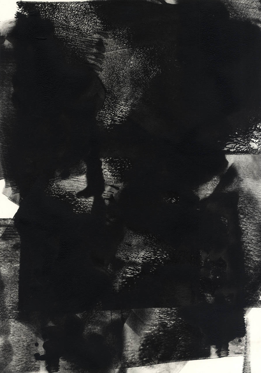 """""""Black #50"""", 2015"""