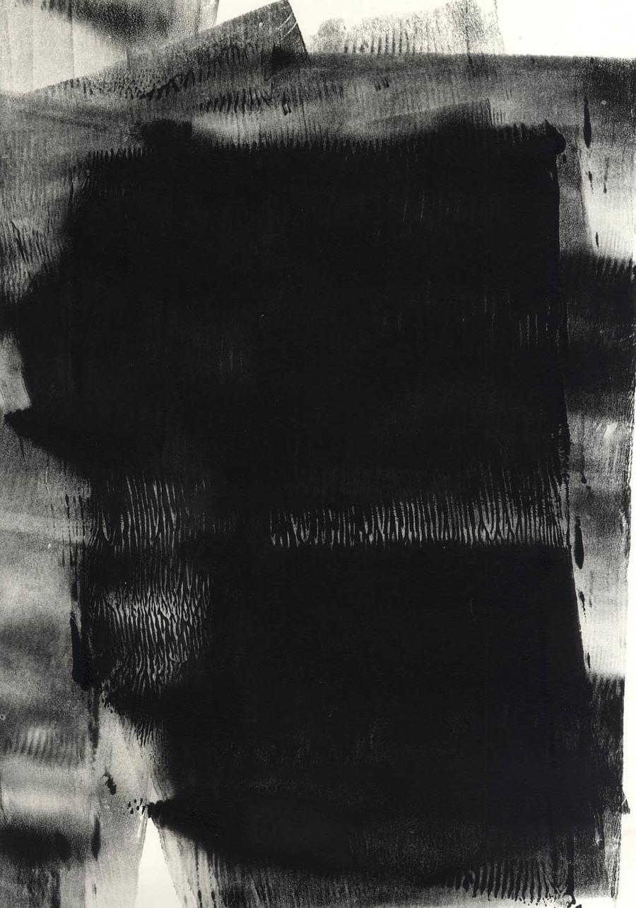 """""""Black #52"""", 2015"""