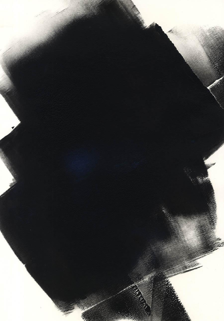 """""""Black #54"""", 2015"""