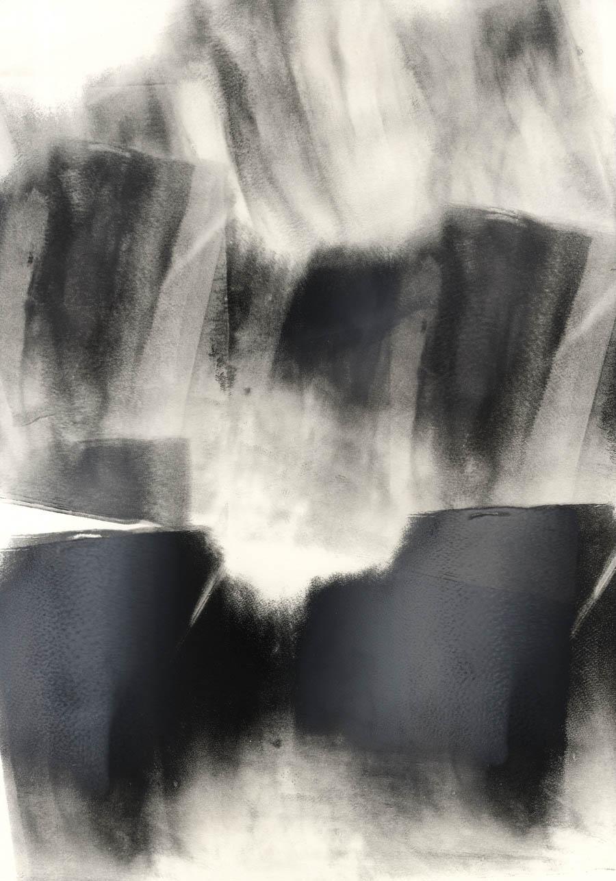 """""""Black #56"""", 2015"""