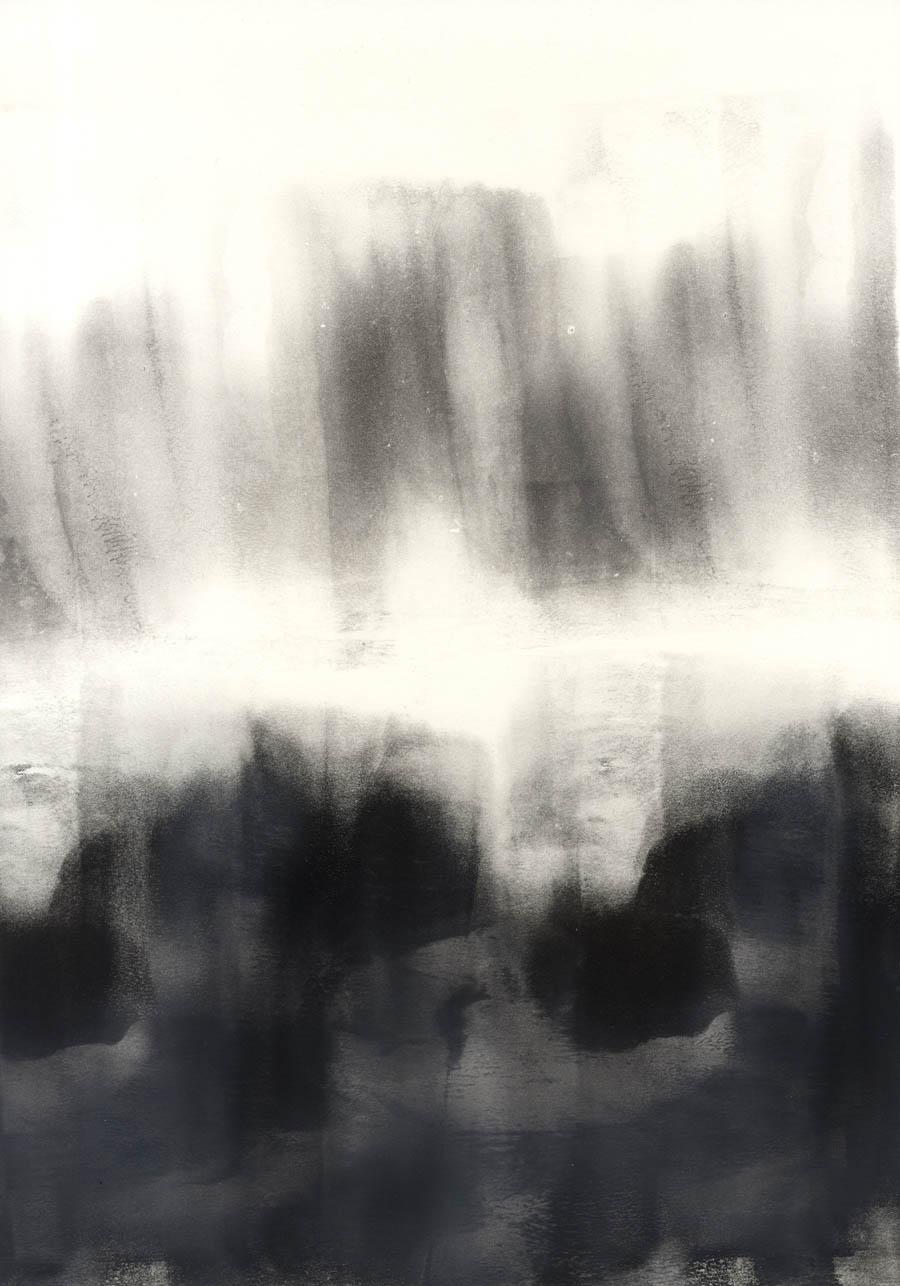 """""""Black #57"""", 2015"""