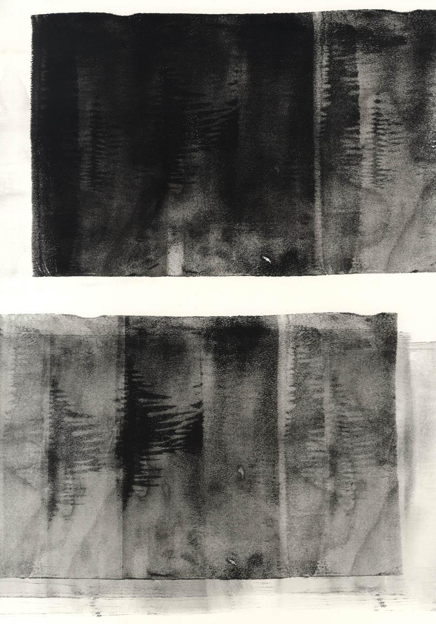"""""""Black #58"""", 2015"""