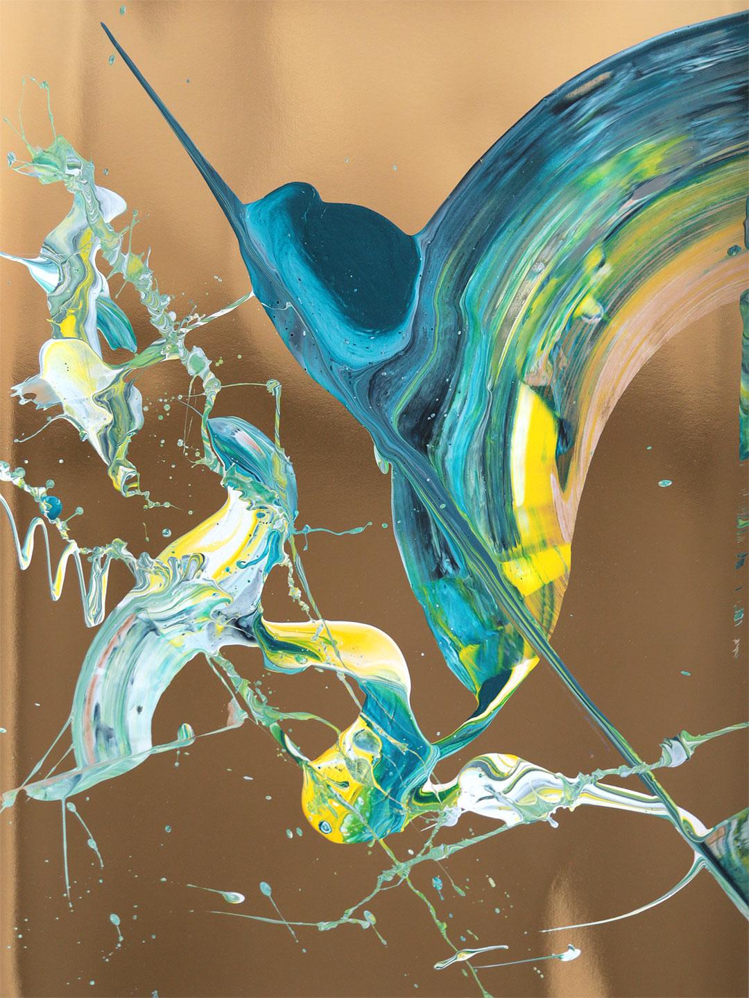 """Japanese Bird"", 2014"