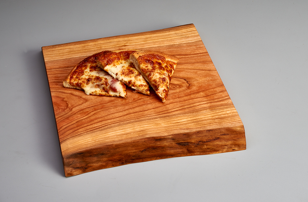 live edge cutting board