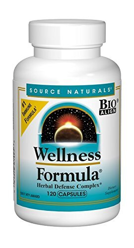 Wellness Formula Immune Support