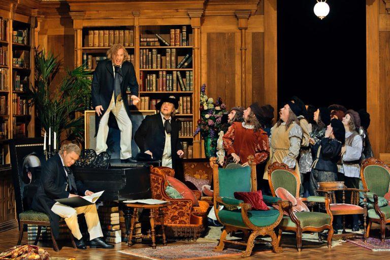 CR Enrico Nawrath / Bayreuther Festspiele