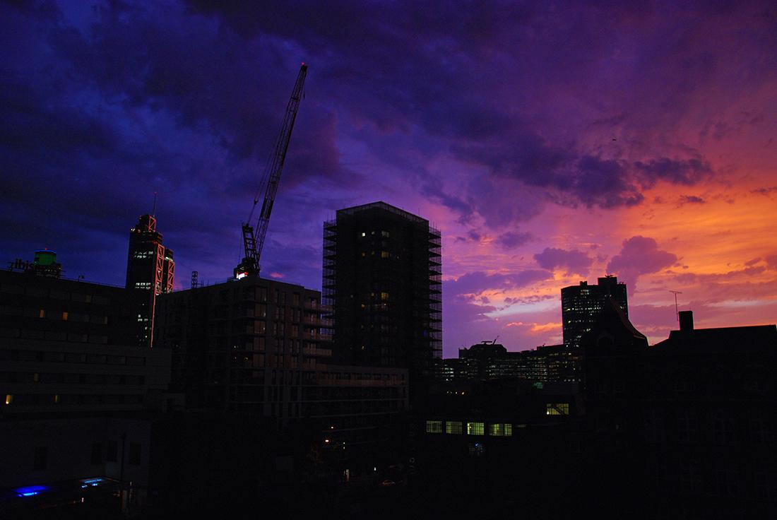 Unminding skies, 1