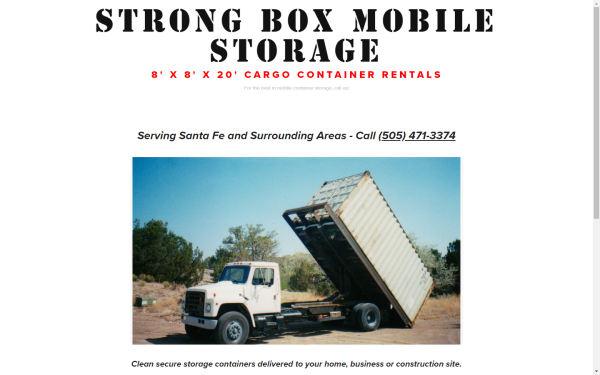 Click to visit:  www.strongboxmobilestorage.com