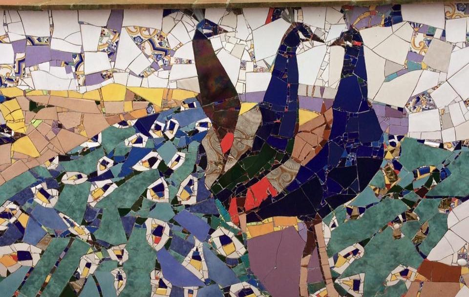 Peacock Patio, Fragment