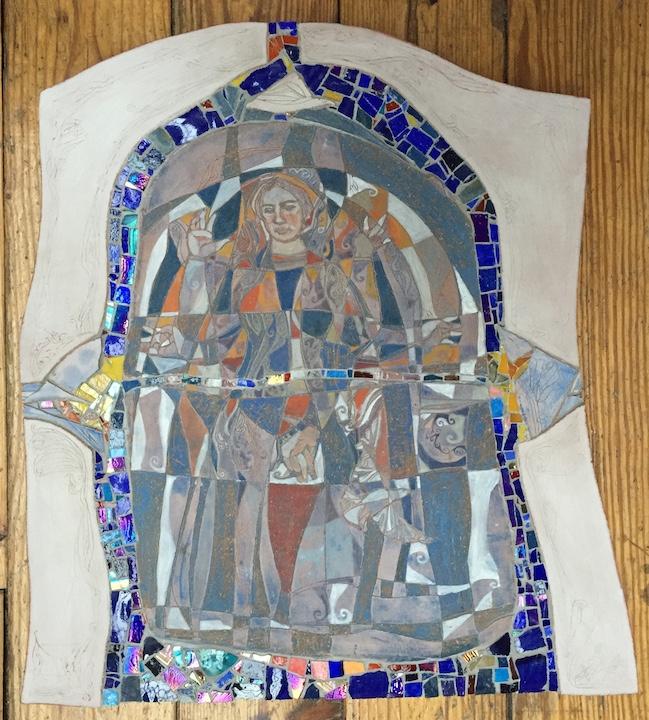 Angel, Study for Erlanger Chapel