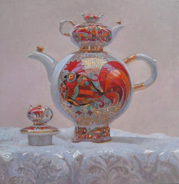 The Big Teapot