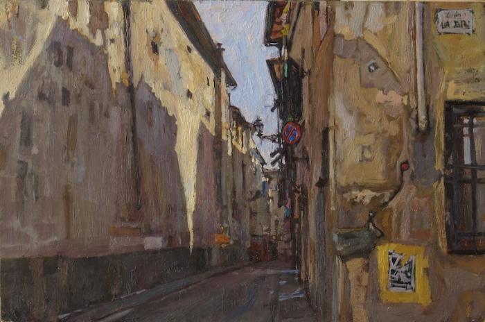 Streets of Santo Spirito
