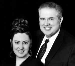 Pastor and Sis. Morton